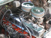 Picture of 1962 Holden Premier, engine