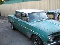 1962 Holden Premier Overview