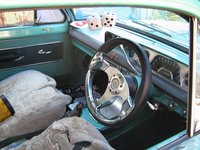 Picture of 1962 Holden Premier, interior
