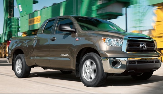 Picture of 2010 Toyota Tundra Tundra-Grade Double Cab FFV 5.7L LB 4WD, exterior, gallery_worthy