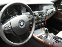 Picture of 2011 BMW 5 Series 535i Sedan RWD, interior, gallery_worthy