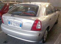 Picture of 1999 Daewoo Nubira 4 Dr CDX Hatchback, exterior, gallery_worthy