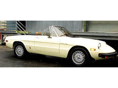 Picture of 1976 Alfa Romeo Spider, exterior, gallery_worthy