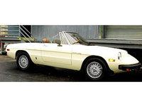 1976 Alfa Romeo Spider Overview