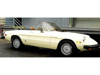 1976 Alfa Romeo Spider Overview