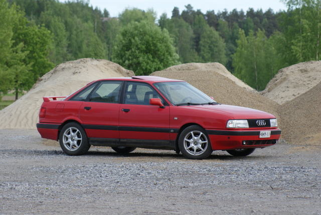 Picture of 1991 Audi 90 quattro AWD, exterior, gallery_worthy