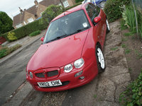 2001 Rover 25 Picture Gallery