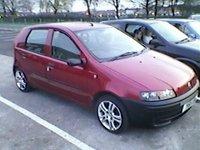 2001 FIAT Punto, 2001 Fiat Punto picture, exterior