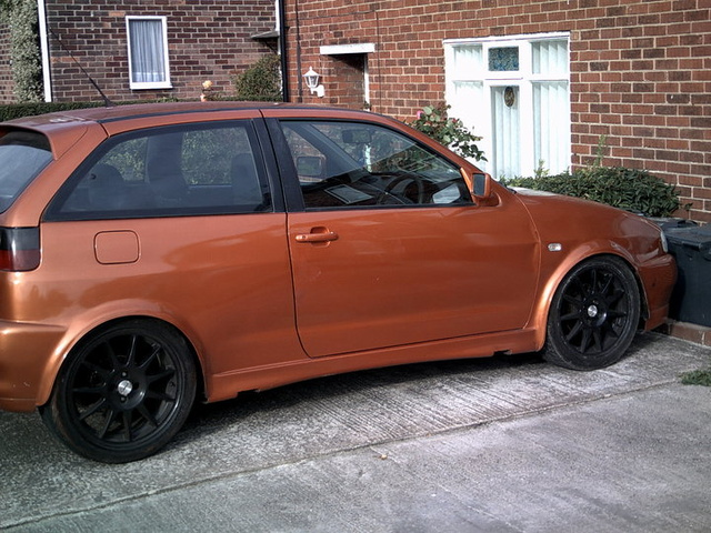 My old seat cupra