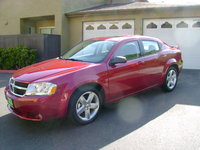 Picture of 2008 Dodge Avenger SXT FWD, exterior, gallery_worthy