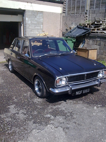 Picture of 1966 Ford Cortina, exterior