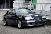 Picture of 1993 Mercedes-Benz 500-Class 500E Sedan, exterior