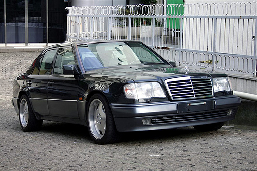 1993 Mercedes-Benz 500-Class 500E Sedan, 1993 Mercedes-Benz 500-Class 4 Dr 500E Sedan picture, exterior