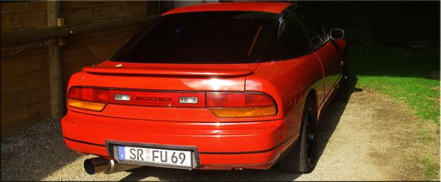 1989 Nissan 200SX, my biatch - SR20DET upgrade work in progress, exterior, gallery_worthy