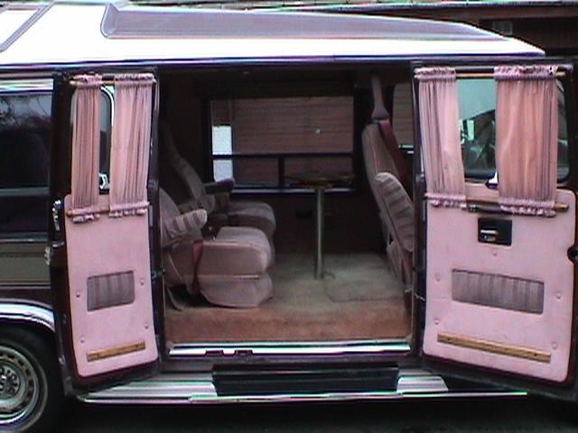 Chevrolet Chevy Van Dr G Cargo Van Extended Pic X