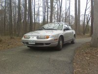 2002 Saturn S-Series 4 Dr SL2 Sedan picture, exterior