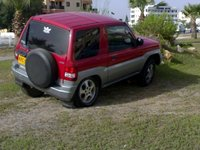 2000 Mitsubishi Pajero, Parking your car Cyprus style #1, exterior, gallery_worthy