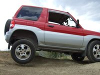 Picture of 2000 Mitsubishi Pajero, exterior, gallery_worthy
