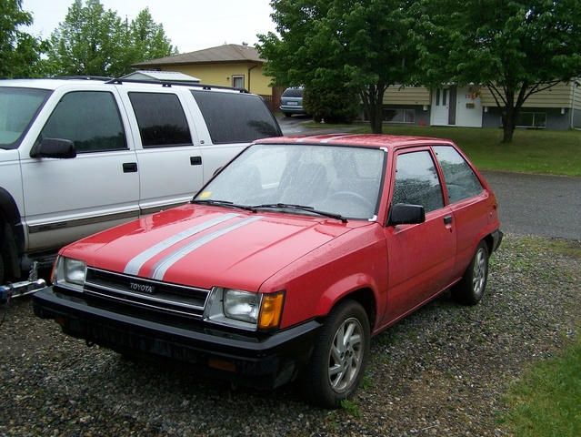 Picture of 1986 Toyota Tercel