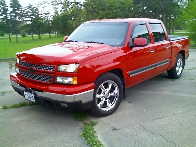 Picture of 2006 Chevrolet Silverado 1500 LT1 Crew Cab