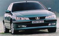 2004 Peugeot 406 Overview