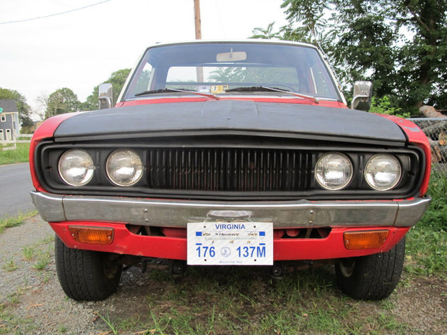 1978 Datsun 620 Pick-Up - Pictures - CarGurus