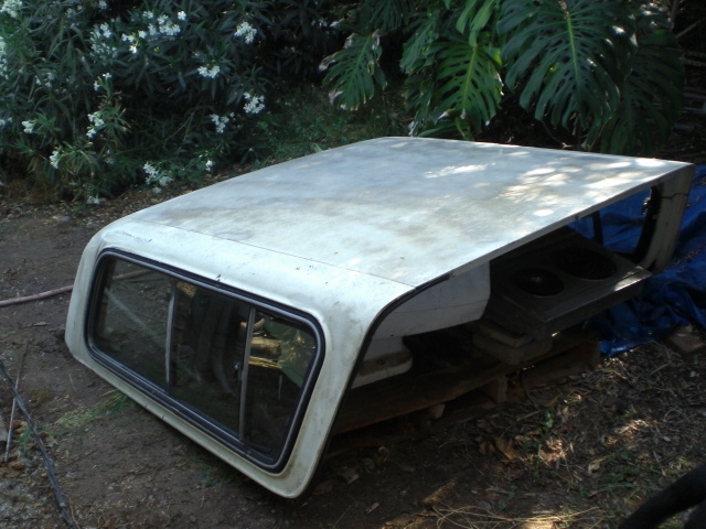 Ford Bronco Questions - Fiberglass camper shell - CarGurus