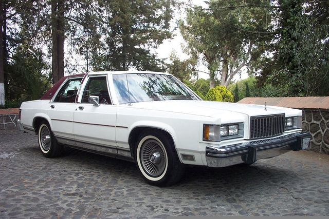 1984 Mercury Grand Marquis Pictures Cargurus