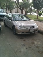 Picture of 2004 Honda Civic, exterior