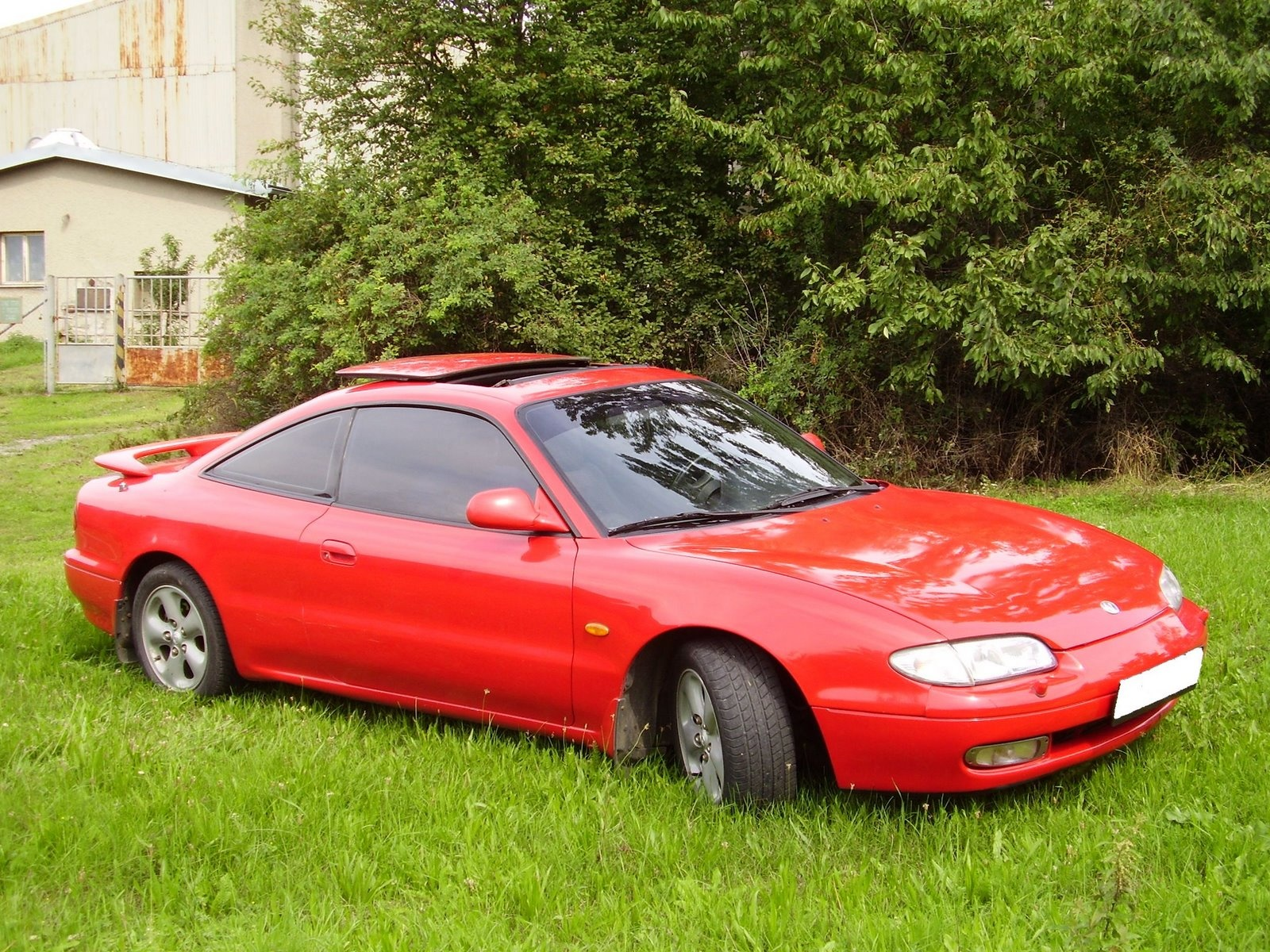 1997 Mazda Mx 6 Overview Cargurus