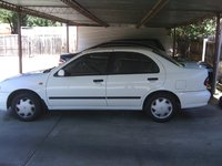 2000 Nissan Pulsar, SEDAN, exterior, gallery_worthy