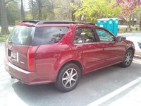 Picture of 2004 Cadillac SRX V8 RWD, exterior, gallery_worthy