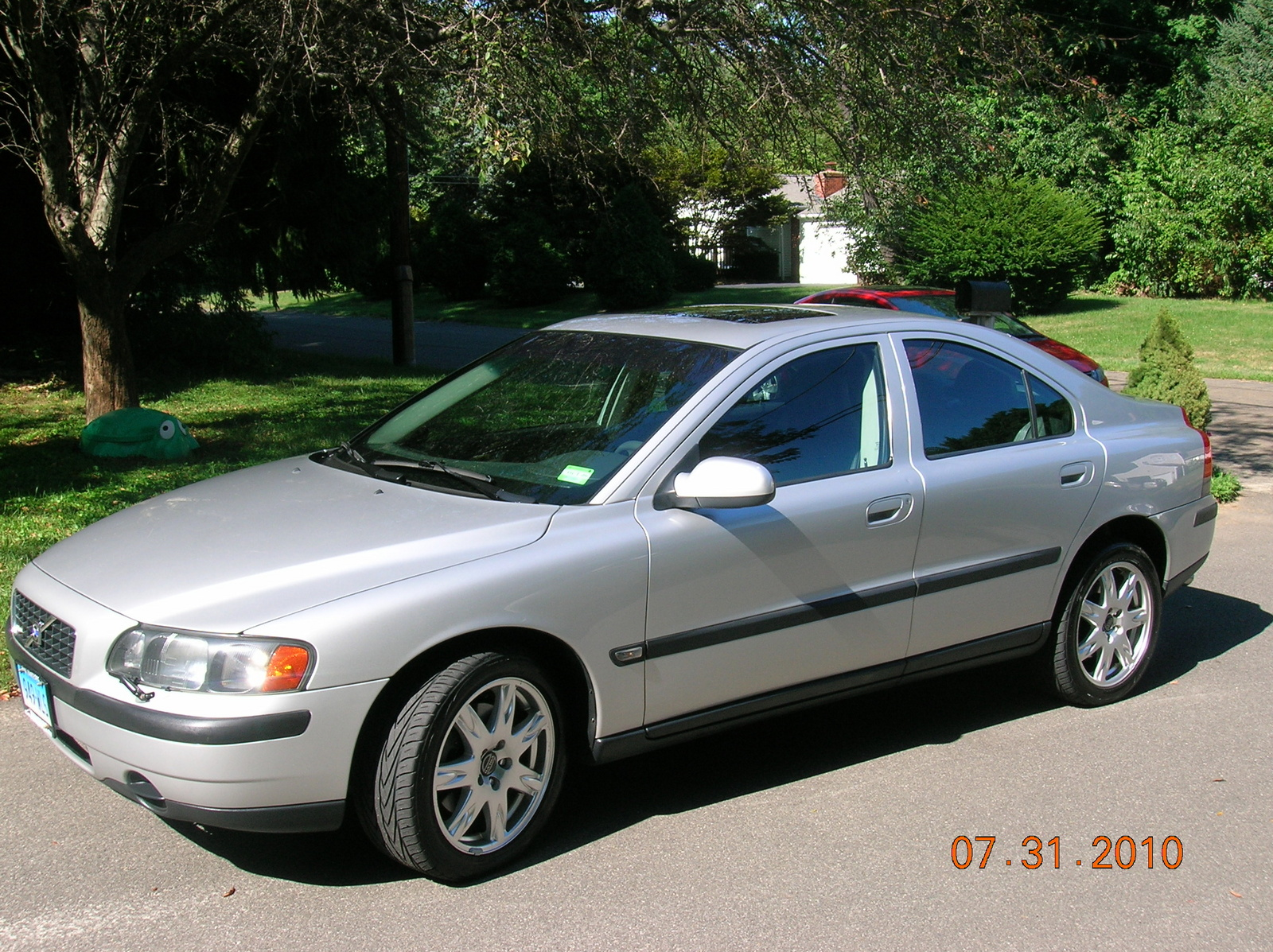 2002 Volvo S60 R Automatic Related Infomation