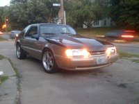 Picture of 1990 Ford Mustang LX 5.0 Hatchback, exterior, gallery_worthy