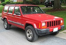 1985 jeep cherokee for sale
