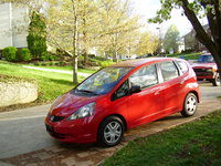 2010 Honda Fit Overview