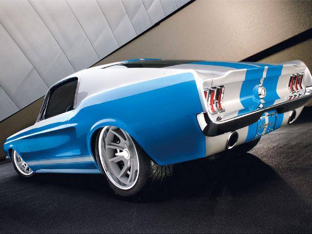 Ford Mustang Gt500 Fastback. 1967 Ford Mustang GT Fastback