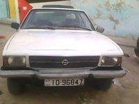1973 Opel Rekord Overview