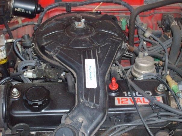 Toyota Tercel Pic X