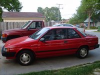 1988 Toyota Tercel, side view, exterior