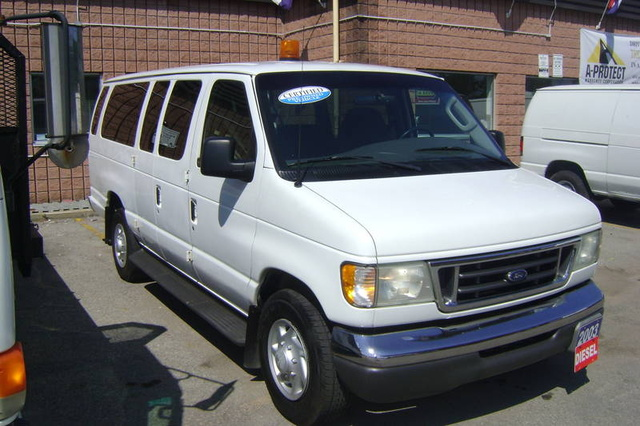 Picture of 2003 Ford Econoline Wagon 3 Dr E-350 Super Duty XLT Passenger Van Extended
