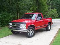1998 Chevrolet C/K 1500 Reg. Cab Sportside 4WD, 1998 Chevrolet K-1500, exterior