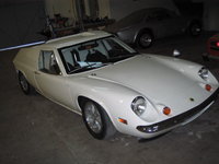 1970 Lotus Europa Overview