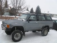 1984 Toyota 4Runner Picture Gallery