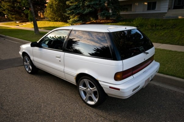 Picture of 1992 Plymouth Colt 2 Dr GL Hatchback