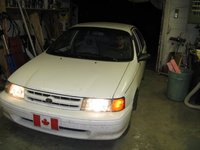 Picture of 1994 Toyota Tercel 4 Dr DX Sedan, exterior, gallery_worthy