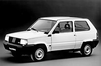1991 FIAT Panda Overview