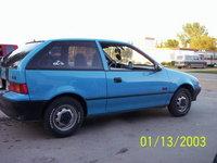 1994 Pontiac Firefly Overview