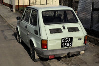 1993 Fiat 126 Overview