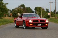 1974 Pontiac Trans Am Overview